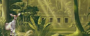 wandmalerei-regenwald