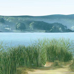 wandmalerei-im-schwimmbad-mit-seeblick-detail-schwan