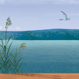 wandmalerei-schwimmbad-mit-seeblick-detail-moewe