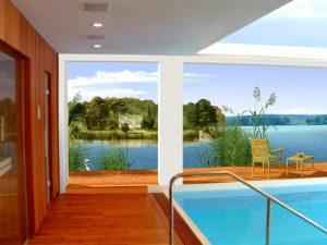 wandmalerei-schwimmbad-mit-seeblick