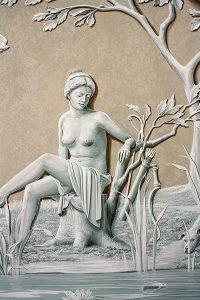 grisaille-fuer-ein-badezimmer-detail