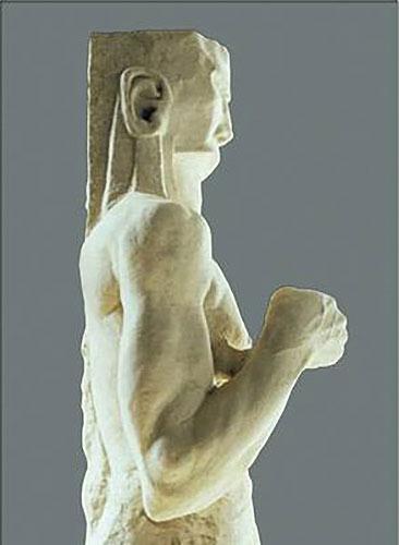 entstehung-einer-stein-skulptur-profil