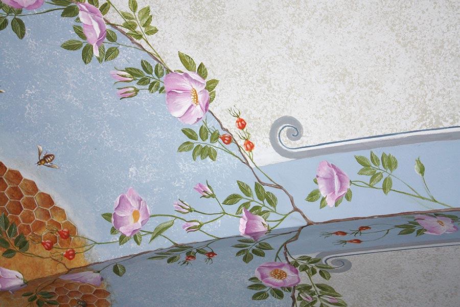 wandmalerei-kirche-decke-ausschnitt