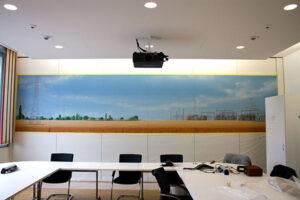 wandbild-konferenzraum